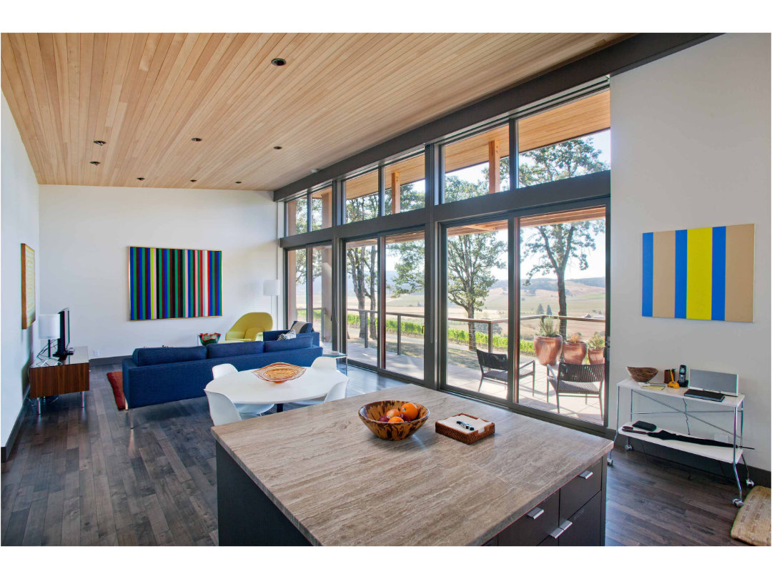 Winery Residences- Moore Architecture + Design
