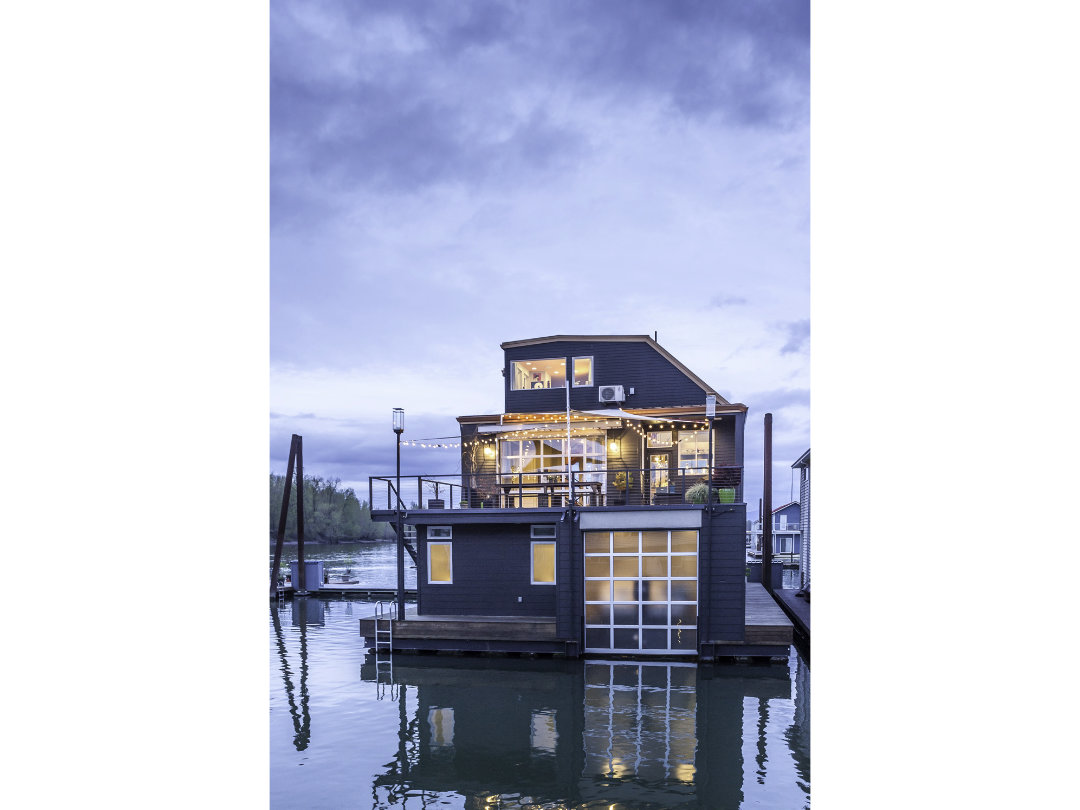 Floating Home- Moore Architecture + Design
