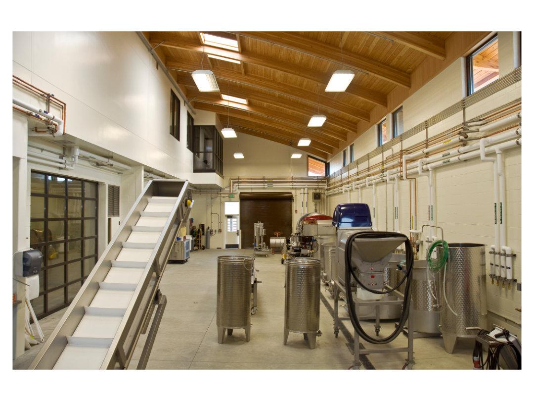 Umpqua Winery- Moore Architecture + Design