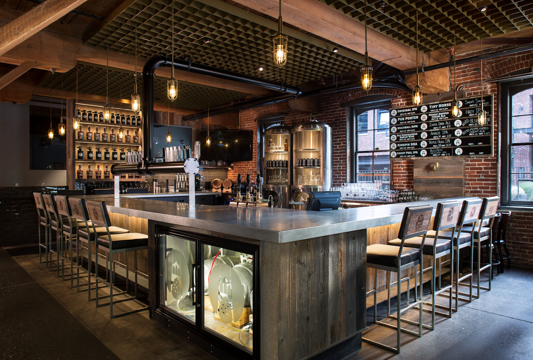 Bridgeport Brewery- Moore Architecture + Design
